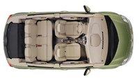 2009 Renault Modus, Overhead Interior View, exterior, interior, manufacturer