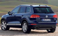 2011 Volkswagen Touareg, Rear quarter view, exterior, manufacturer