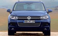 2011 Volkswagen Touareg, Front view, exterior, manufacturer