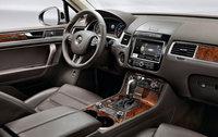 2011 Volkswagen Touareg, Interior, passenger view, interior, manufacturer