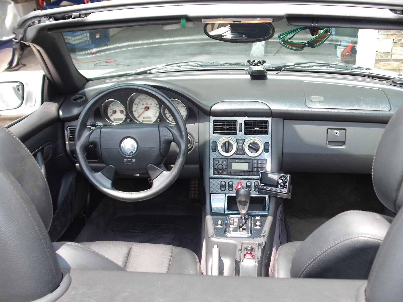1999 Mercedes Benz Slk Class Interior Pictures Cargurus