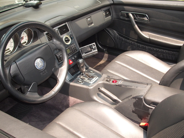 Picture of 1999 Mercedes-Benz SLK-Class SLK 230 Supercharged, interior