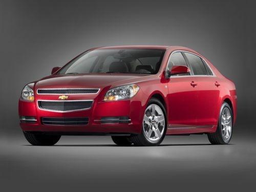 2012 Chevrolet Malibu, Front Left Quarter View, exterior, manufacturer