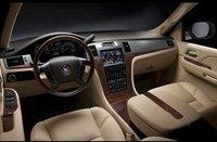 2012 Cadillac Escalade, Interior View, interior, manufacturer