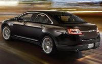 2012 Ford Taurus, Back Left Quarter View, exterior, manufacturer