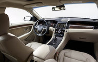 2012 Ford Taurus, Interior View, interior, manufacturer