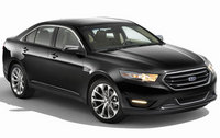2012 Ford Taurus, Front Right Quarter View, manufacturer, exterior