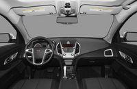 2012 GMC Terrain, Interior View (photograph courtesy aol autos), manufacturer, interior