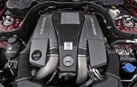 2012 Mercedes-Benz SLK-Class, Engine View, engine, manufacturer