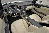 2012 Mercedes-Benz SLK-Class, Interior View, interior, manufacturer