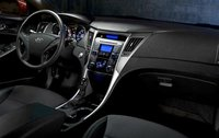 2012 Hyundai Sonata, Interior View, manufacturer, interior