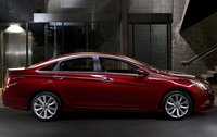 2012 Hyundai Sonata, Right Side View (Hyundai Motors America), manufacturer, exterior