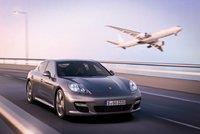 2012 Porsche Panamera Picture Gallery