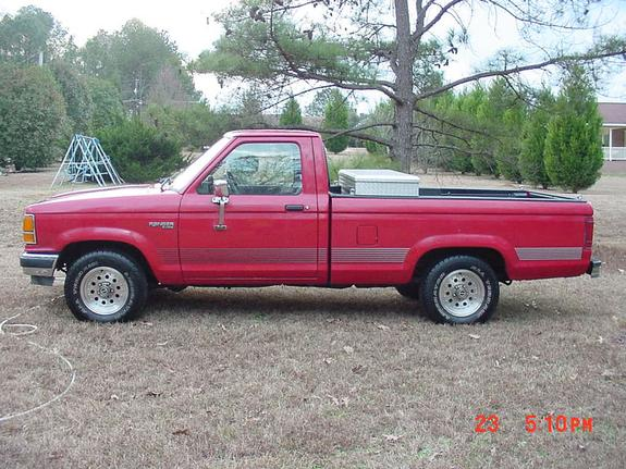 1992 Ford Ranger picture