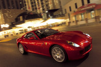2011 Ferrari 599 GTB Fiorano, Front RIght Quarter View, exterior, manufacturer