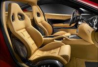 2011 Ferrari 599 GTB Fiorano, Interior View, interior, manufacturer
