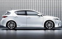 2011 Lexus CT 200h, Right Side View, manufacturer, exterior