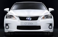 2011 Lexus CT 200h, Front View, exterior, manufacturer, gallery_worthy
