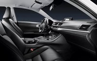 2011 Lexus CT 200h, Interior View, interior, manufacturer