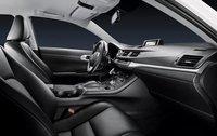 2011 Lexus CT 200h, Interior View, interior, manufacturer