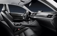 2011 Lexus CT 200h, Interior View, manufacturer, interior