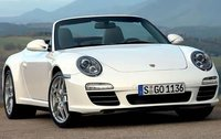 2011 Porsche 911, Front Right Quarter View, exterior, manufacturer