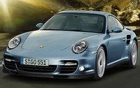 2011 Porsche 911, Front Left Quarter View, exterior, manufacturer