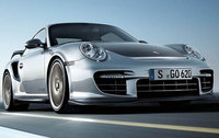 2011 Porsche 911, Front Right Quarter View, manufacturer, exterior