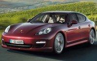2011 Porsche Panamera, Front Left Quarter View, exterior, manufacturer