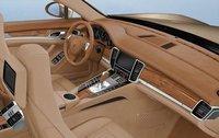 2011 Porsche Panamera, Interior View, interior, manufacturer