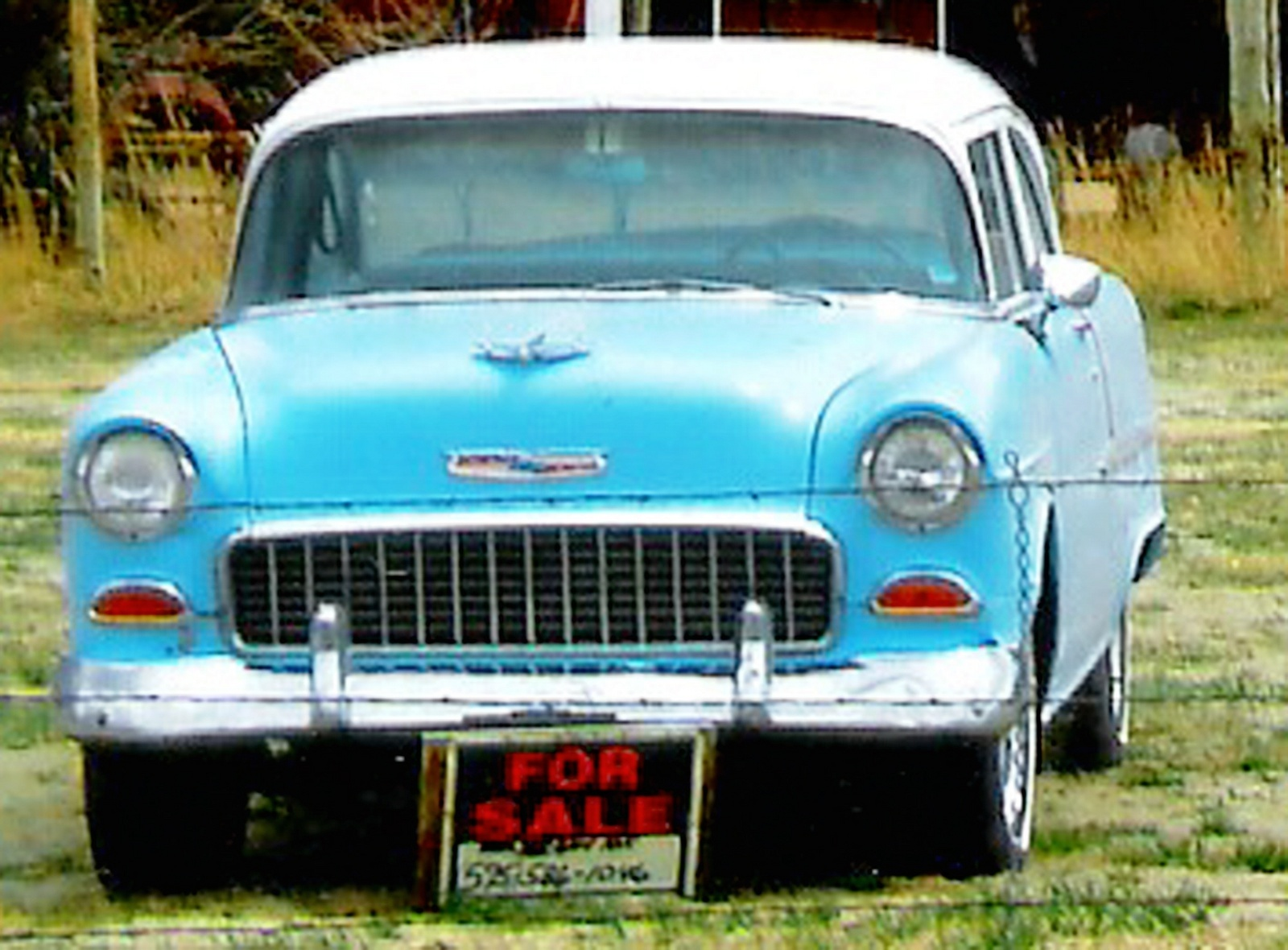 Chevrolet Bel Air Questions