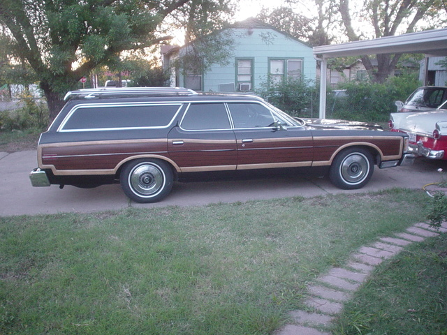 Picture of 1973 Ford Country Squire