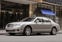 2012 Bentley Continental Flying Spur, Front quarter view copyright AOL Autos. , manufacturer, exterior