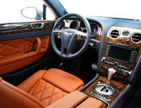 2012 Bentley Continental Flying Spur, Front seat copyright AOL Autos. , interior, manufacturer