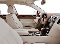 2012 Bentley Continental Flying Spur, Front seat view copyright AOL Autos. , interior, manufacturer