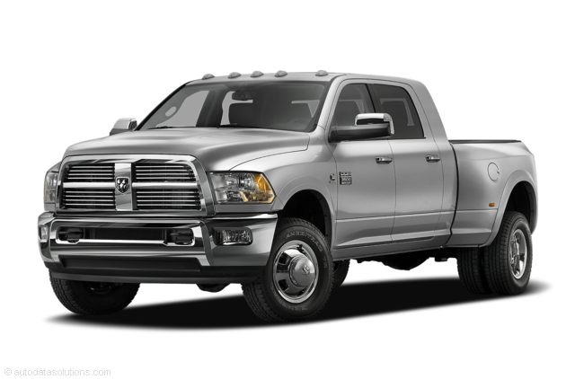 Picture of 2010 Dodge Ram 3500 Laramie Crew Cab LWB 4WD, exterior, gallery_worthy