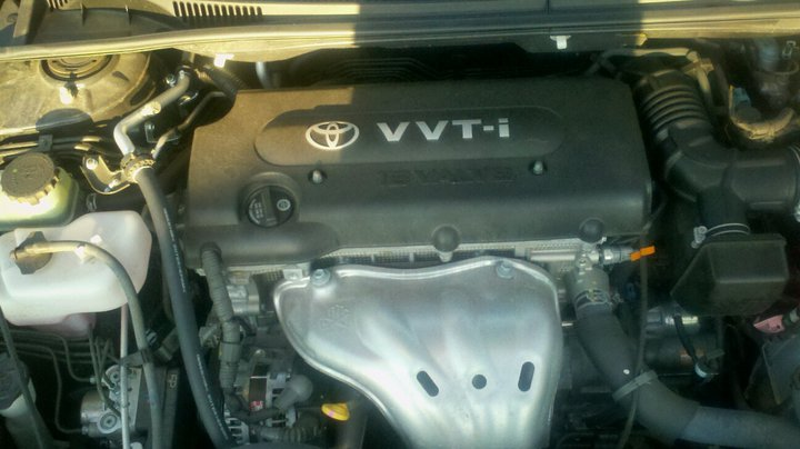 2009 Scion tC picture, engine