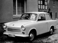 1978 Trabant 601 Overview