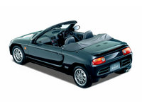 1992 Honda Beat Overview