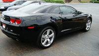 2011 Chevrolet Camaro 1LS Coupe RWD, 2011 Camaro LS, exterior, gallery_worthy