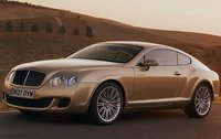 2010 Bentley Continental GT, Front Left Quarter View, manufacturer, exterior