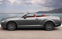 2010 Bentley Continental GTC, Left Side View, exterior, manufacturer