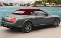 2010 Bentley Continental GTC, Back Right Quarter View, exterior, manufacturer