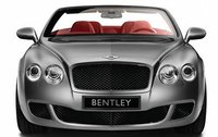 2010 Bentley Continental GTC, Front View, exterior, manufacturer