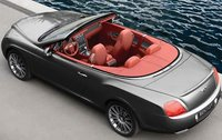 2010 Bentley Continental GTC, Overhead View, exterior, manufacturer