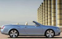 2010 Bentley Continental GTC, Right Side View (Bentley Motor Cars), exterior, manufacturer