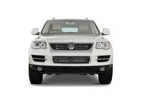 2010 Volkswagen Touareg, Front View, exterior, manufacturer