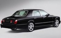 2009 Bentley Arnage, Back Right Quarter View, exterior, manufacturer