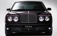 2009 Bentley Arnage, Front View, exterior, manufacturer