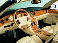 2009 Bentley Azure, Interior View, interior, manufacturer